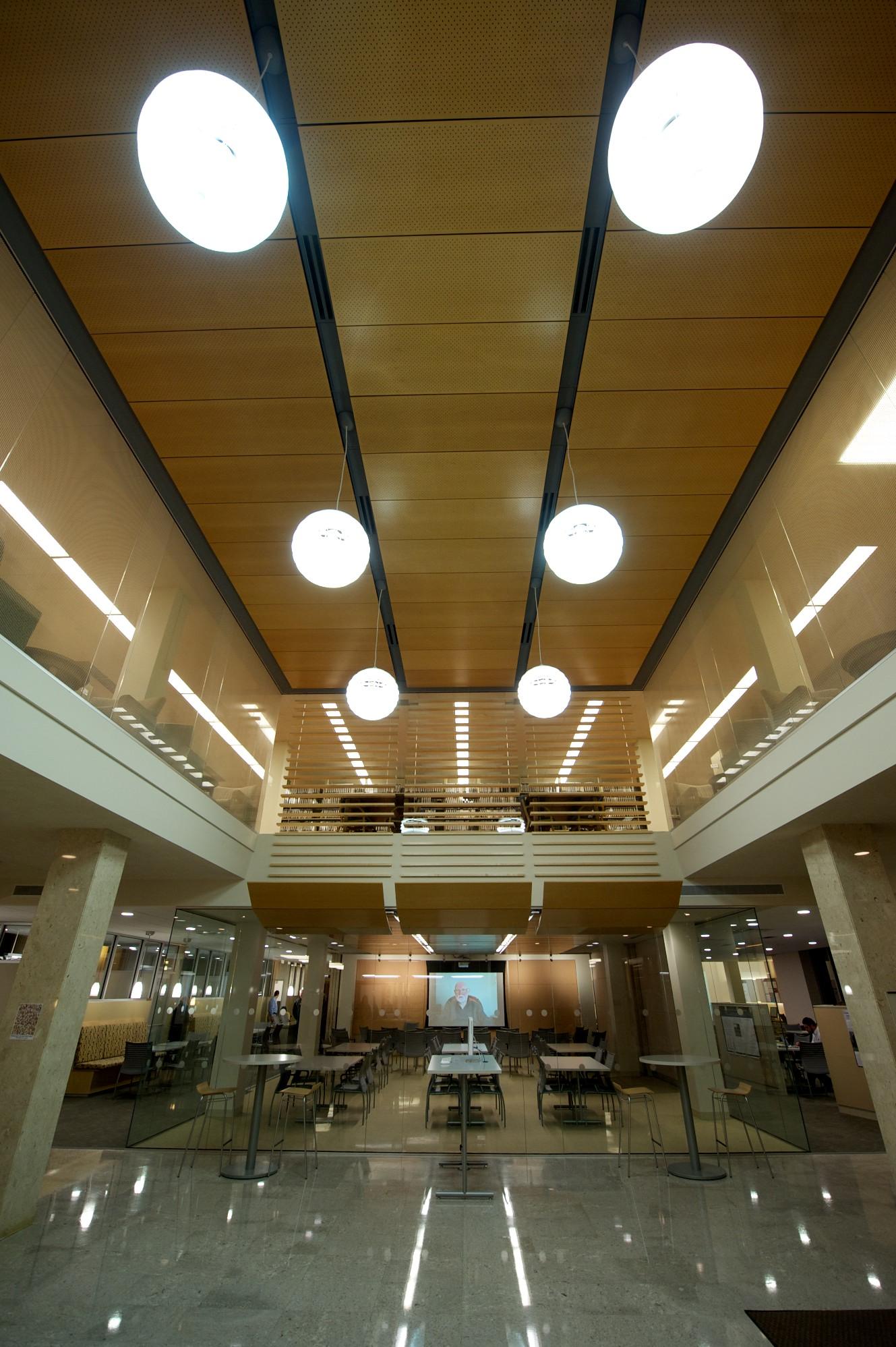 CoRE Hallway
